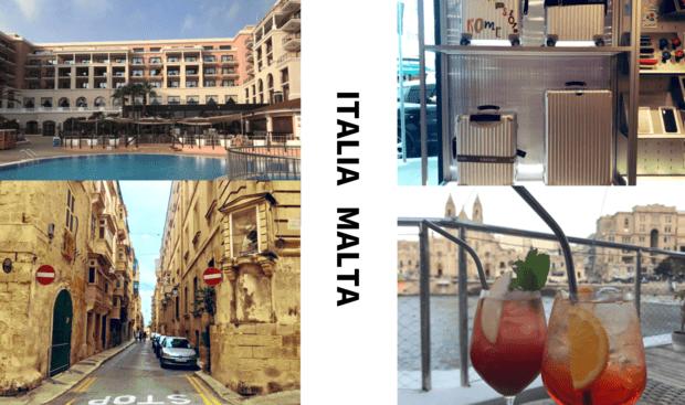 陸マイラーでイタリア・マルタ旅行