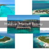 モルディブのマリオット 系列のホテル一覧|カテゴリーとポイント宿泊数