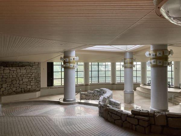 マリオット伊豆修善寺のスパ(水着着用スペース)はコロナで営業休止