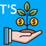【ポイ活投資】ポイ活で貯めたポイントを投資に回した結果|複利効果で利益継続中